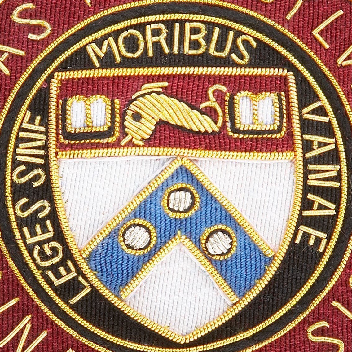 UNIVERSITY OF PENNSYLVANIA BADGE