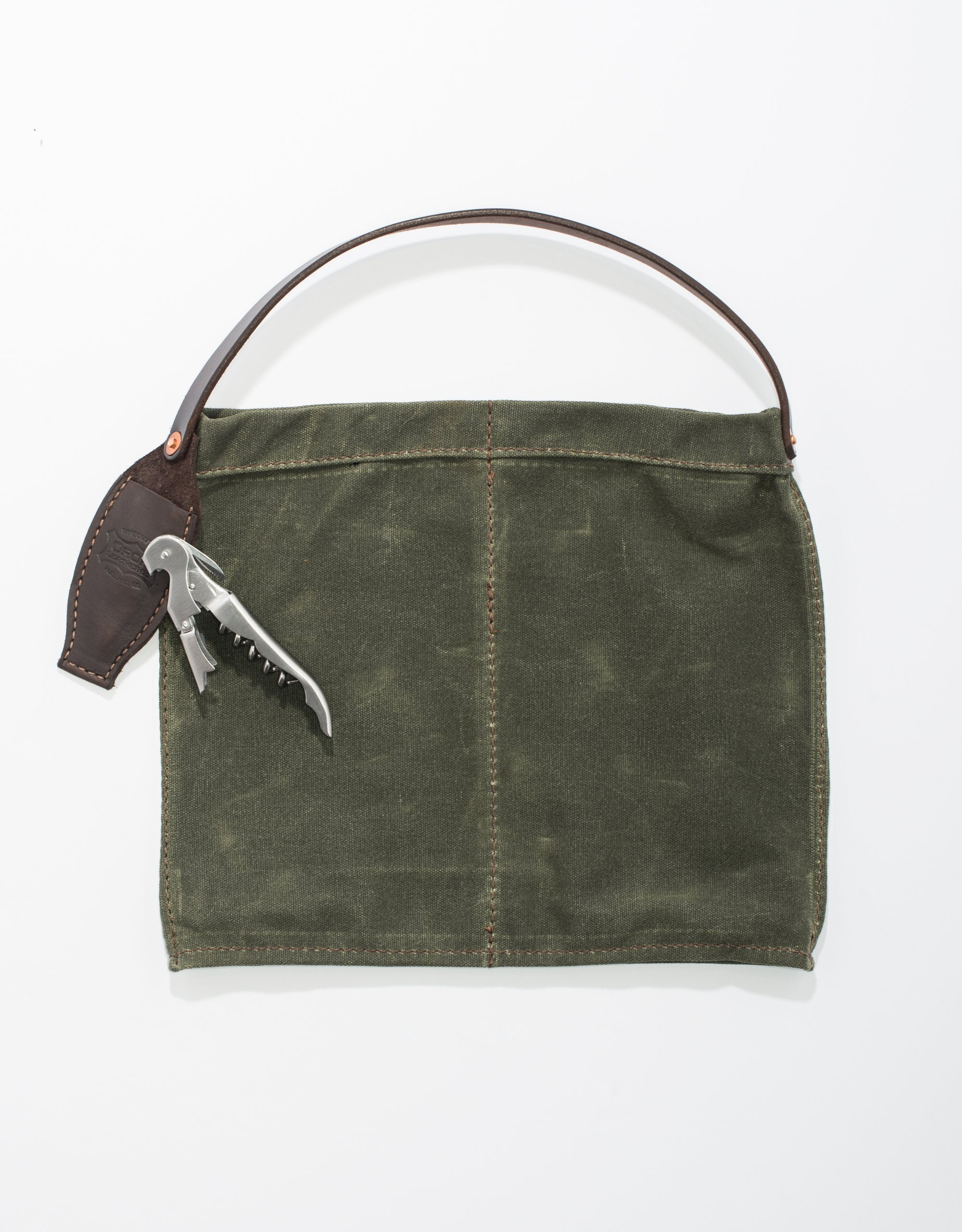 WINE CARRIER - OLIVE
