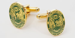 DARTMOUTH COLLEGE CUFFLINKS - GOLD