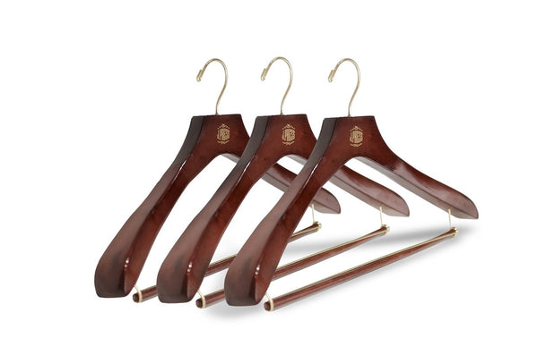 J. Press Hangers (Set of 3)