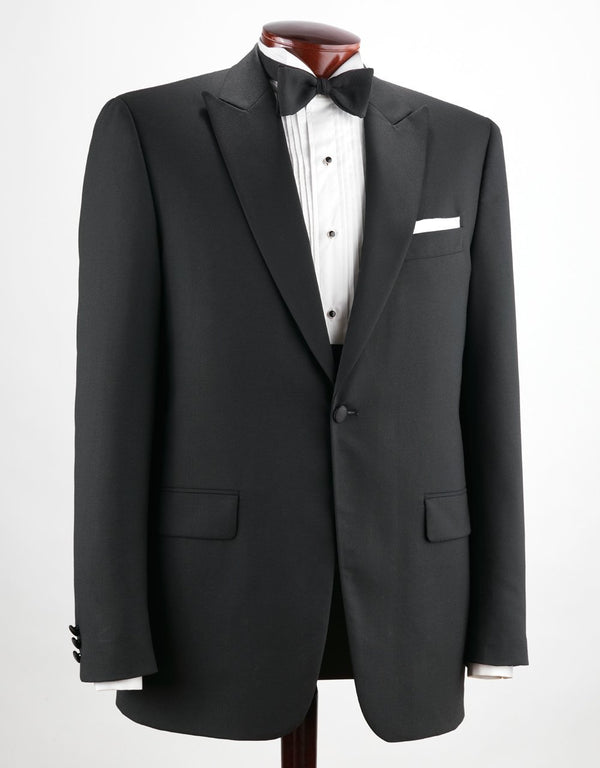 J. PRESS TUXEDO SUIT - PEAK LAPEL