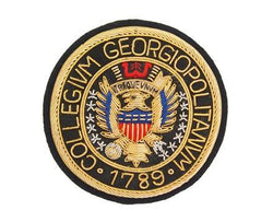 GEORGETOWN UNIVERSITY BADGE