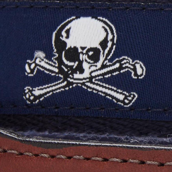 SKULL AND CROSSBONE BELT