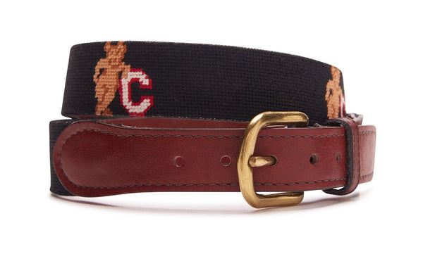 NEEDLEPOINT BELT - CORNELL UNIVERISTY