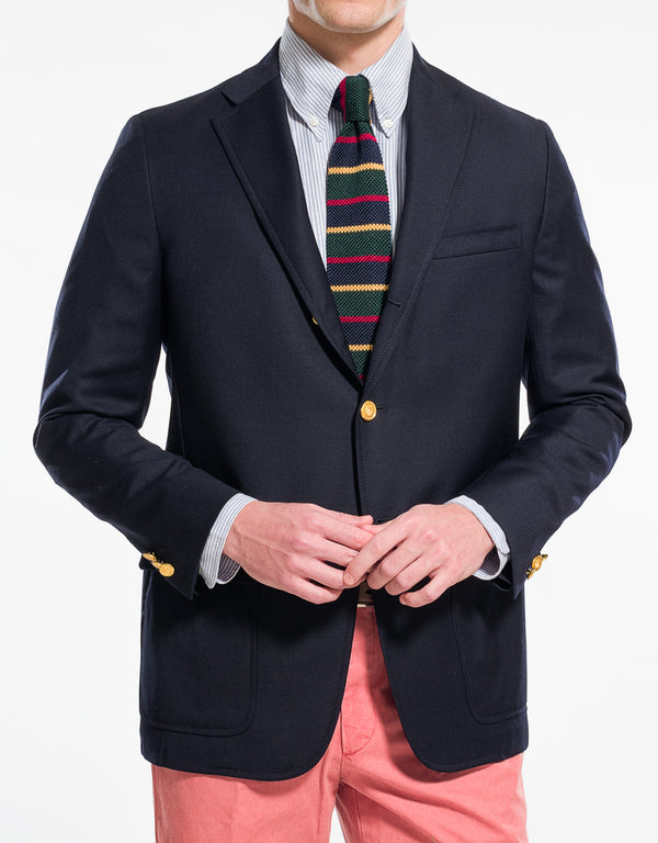 J.PRESS X MURRAY'S TOGGERY SHOP NAVY BLAZER - CLASSIC FIT