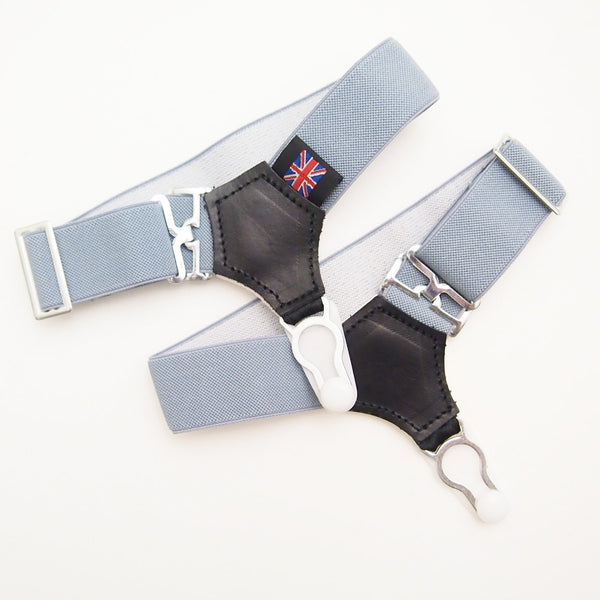 SOCK GARTER - Lt. GREY