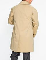 Short Raincoat Tan UK Made