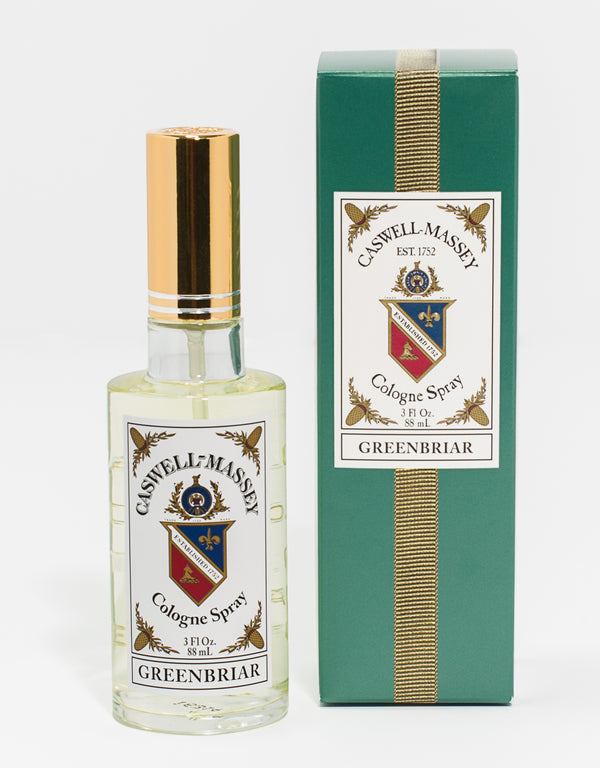 CASWELL-MASSEY GREENBRIAR COLOGNE