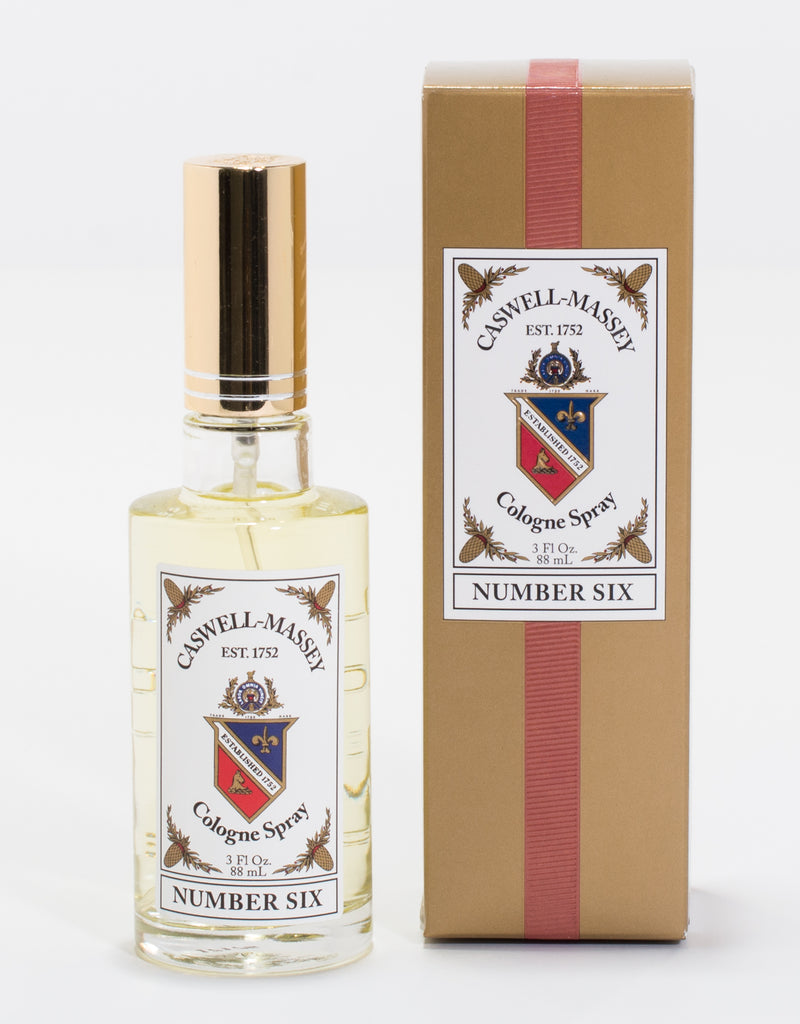 CASWELL-MASSEY COLOGNE NUMBER SIX
