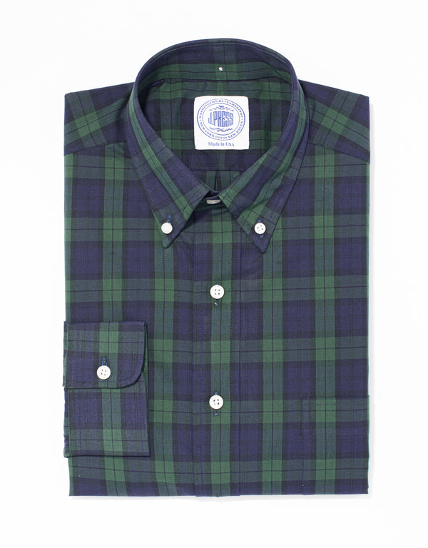 TARTAN SPORT SHIRTS - BLACKWATCH
