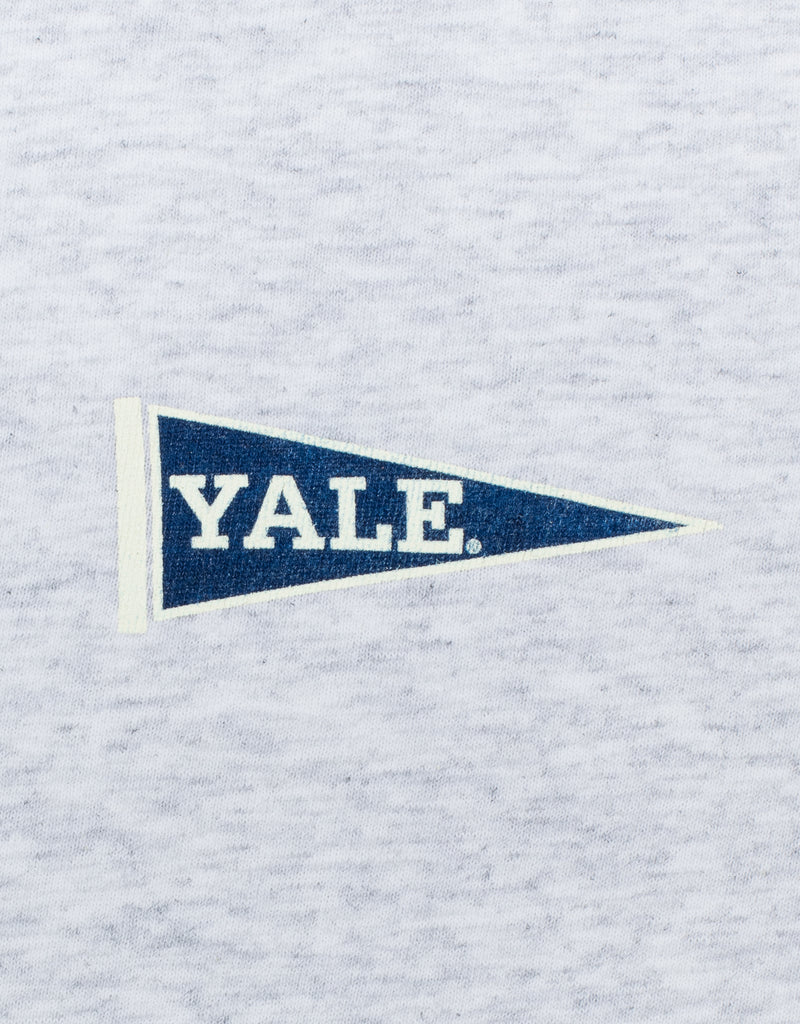 YALE SHORT SLEEVE T SHIRT - GREY