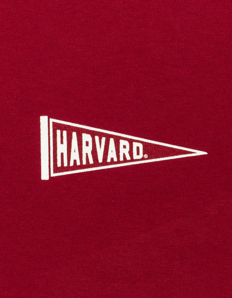 HARVARD SHORT SLEEVE T SHIRT