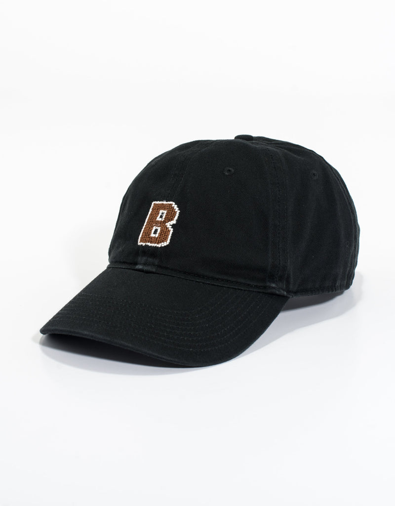 BROWN UNIVERSITY NEEDLEPOINT HAT