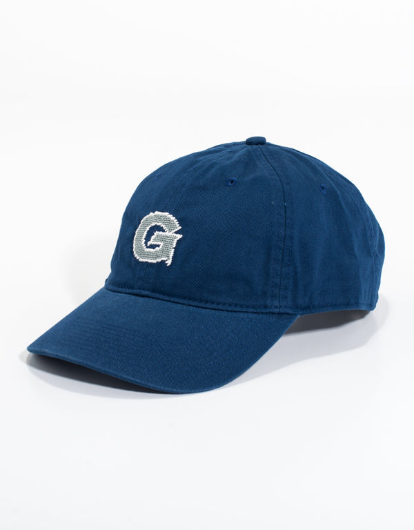 GEORGETOWN UNIVERSITY NEEDLEPOINT HAT