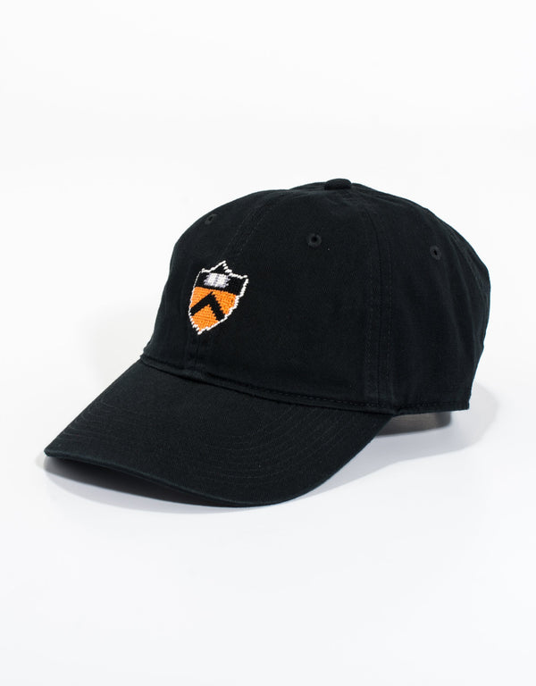 PRINCETON UNIVERSITY NEEDLEPOINT HAT