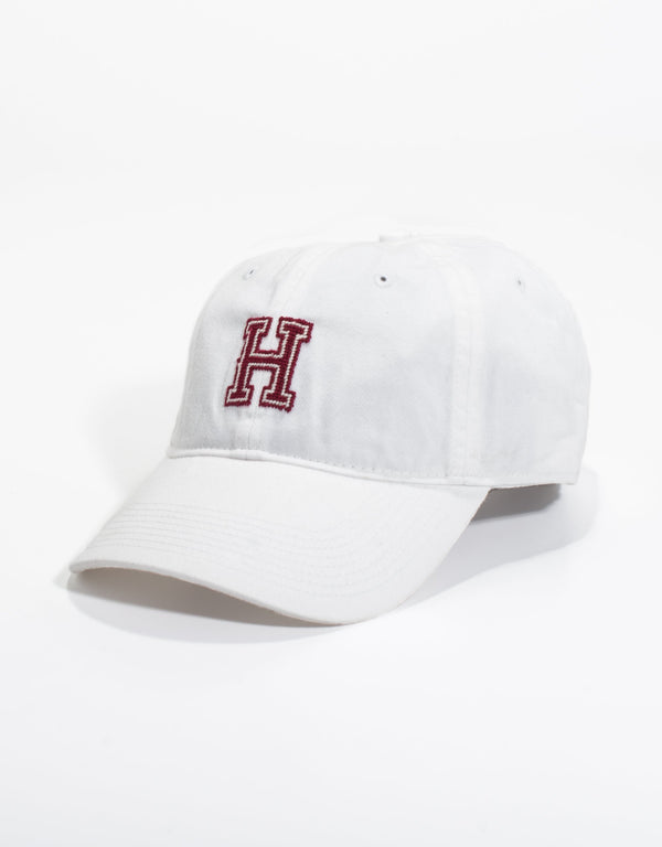 HARVARD UNIVERSITY NEEDLEPOINT HAT