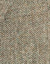 Harris Tweed Tan Olive Barley Sport Coat Classic Fit