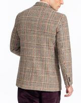 Harris Tweed Multi Plaid Sport Coat Classic Fit