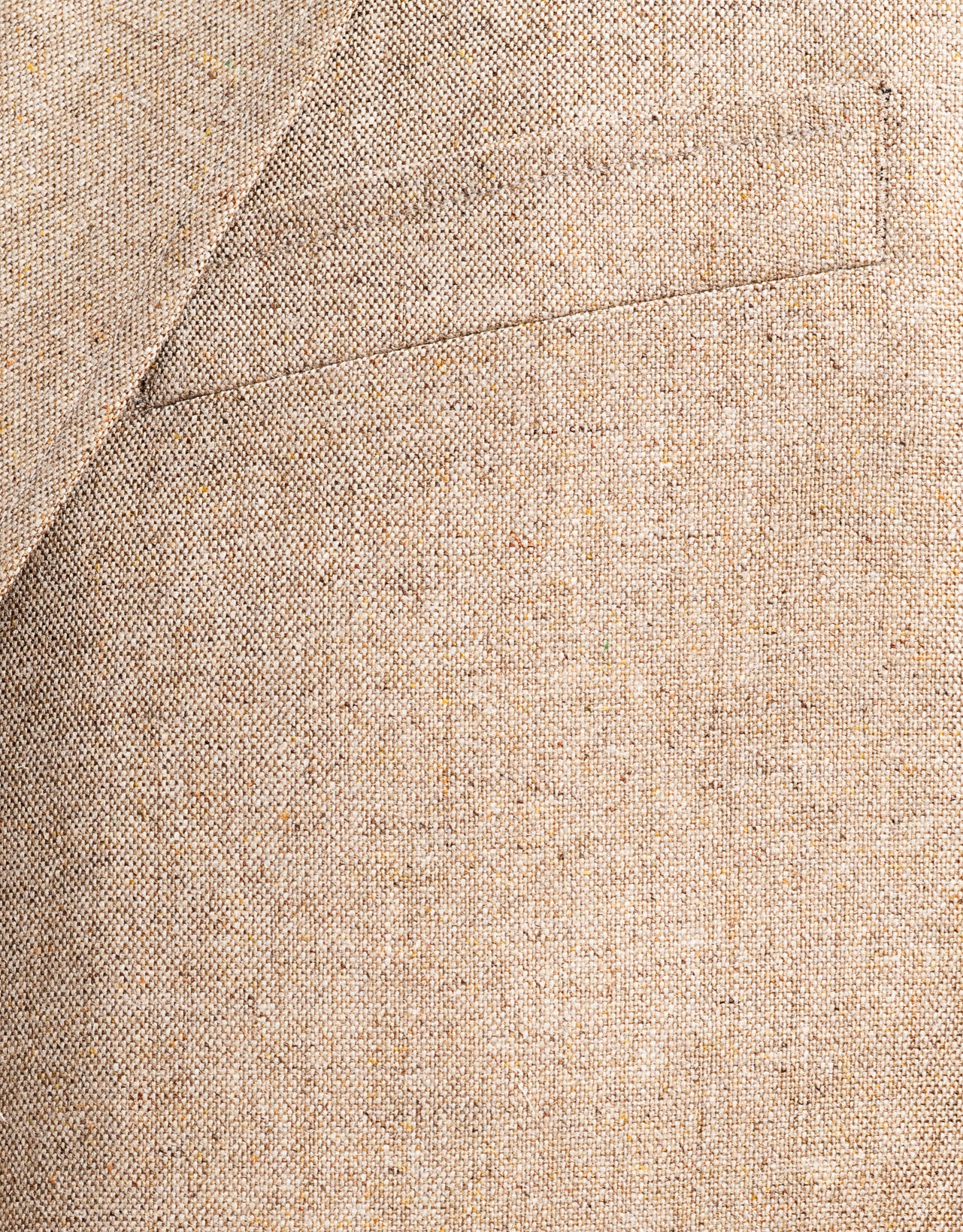 TAN SILK SOLID