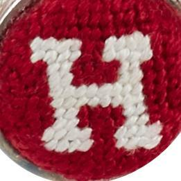 Needlepoint Harvard University
