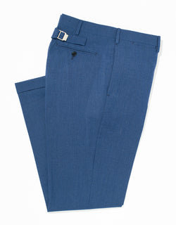 BLUE TRIM FIT TROUSERS