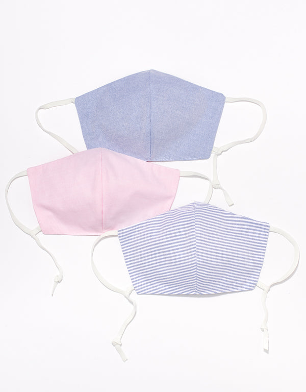 OXFORD MASK SET OF 3