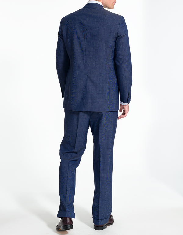 BLUE HAIRLINE SUIT