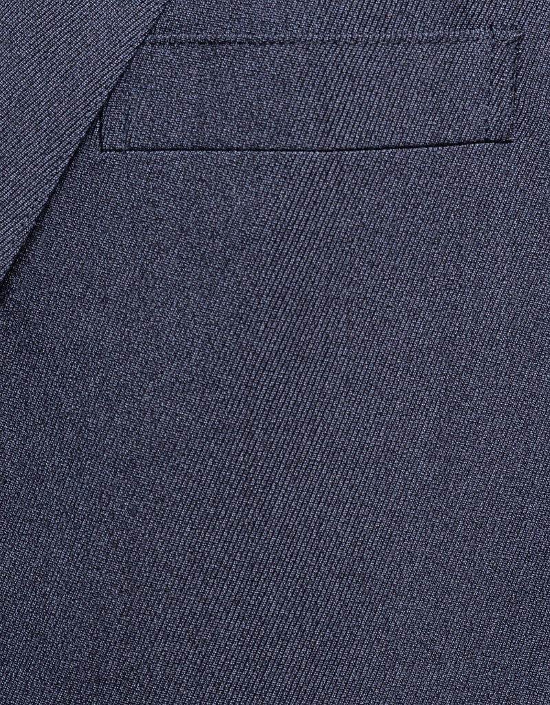 BLUE TWILL SUIT - CLASSIC FIT