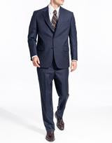 Blue Alternative Stripe Suit