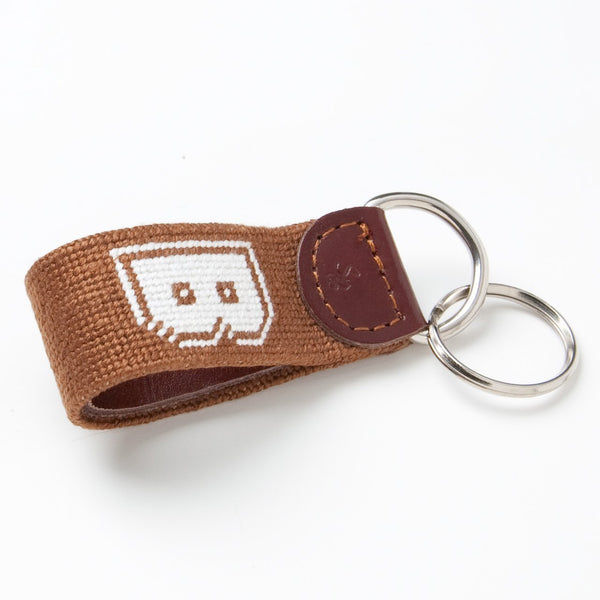 BROWN UNIVERSITY KEY FOB