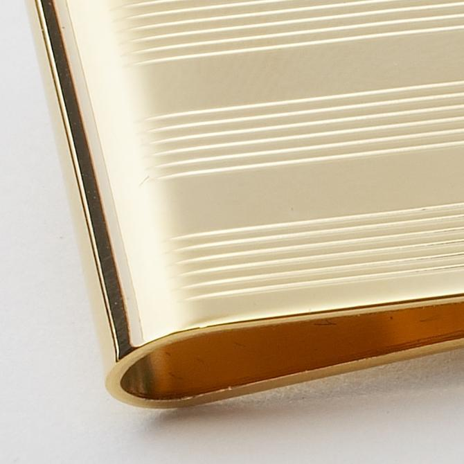 MONEY CLIP - LINEAR