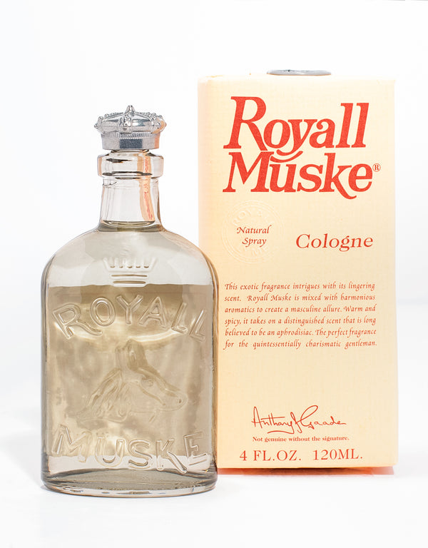 COLOGNE ROYALL MUSKE