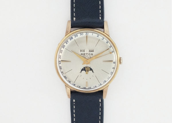 AETOS Triple Date Moonphase - J. PRESS