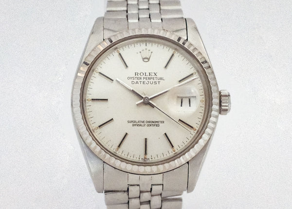 1979 Rolex Oyster Perpetual Datejust - J. PRESS