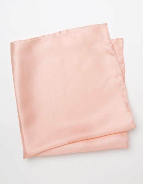 Pocket Square Pink