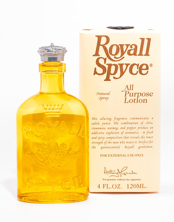 COLOGNE ROYALL SPYCE