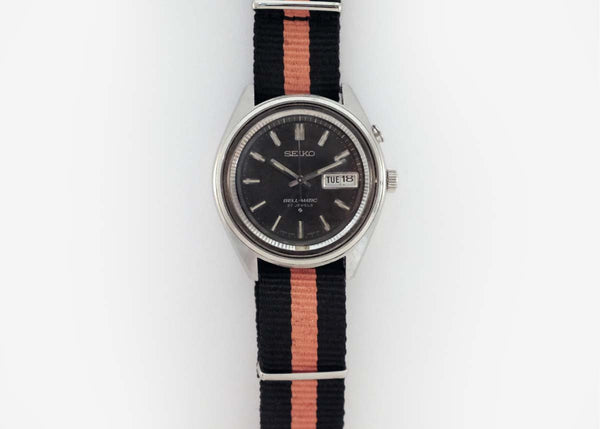 1968 Seiko Bellmatic - J. PRESS