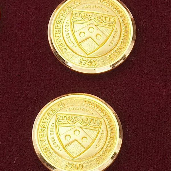 UNIVERSITY OF PENNSYLVANIA BUTTONS