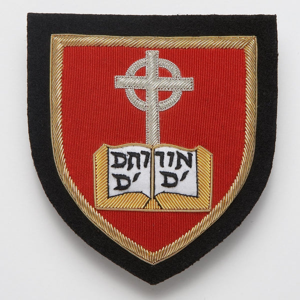 YALE DIVINITY BADGE