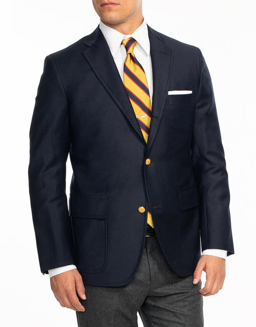 NAVY DOESKIN - TRIM FIT