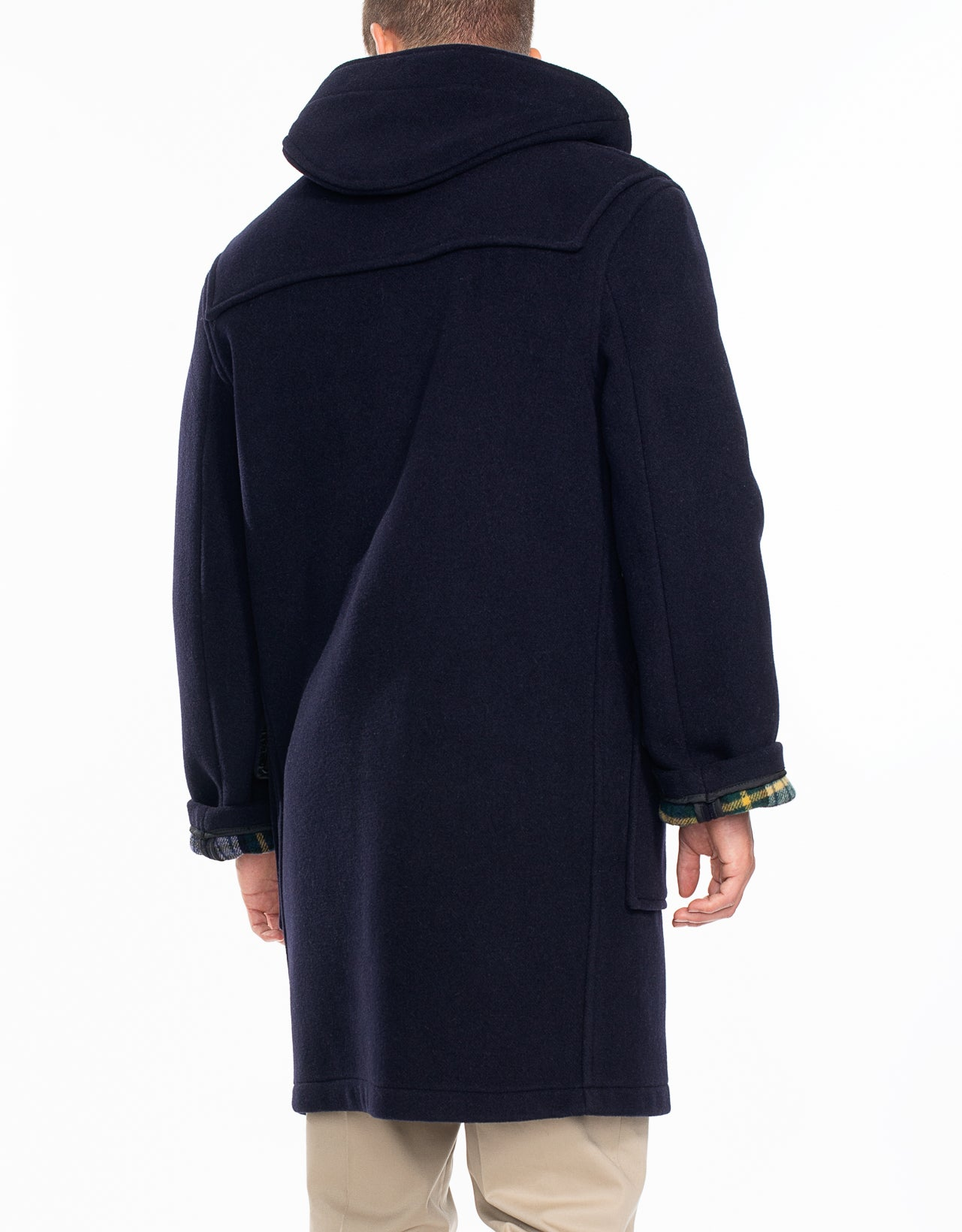 DUFFLE COAT - NAVY