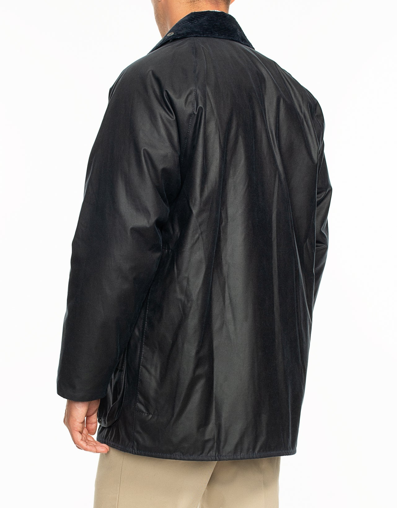 BEAUFORT CLASSIC JACKET - NAVY