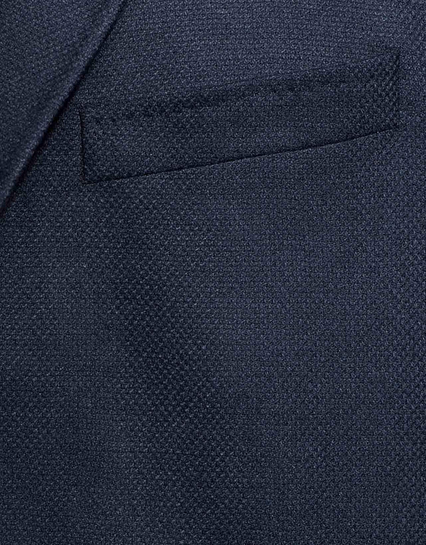 SOFT CONSTRUCTED SPORT COAT NAVY