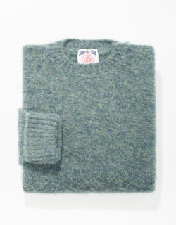 SHAGGY DOG SWEATER LOVAT - CLASSIC FIT
