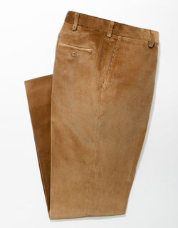 high quality materials pre order on feet shots of CAMEL CORDUROY PANTS