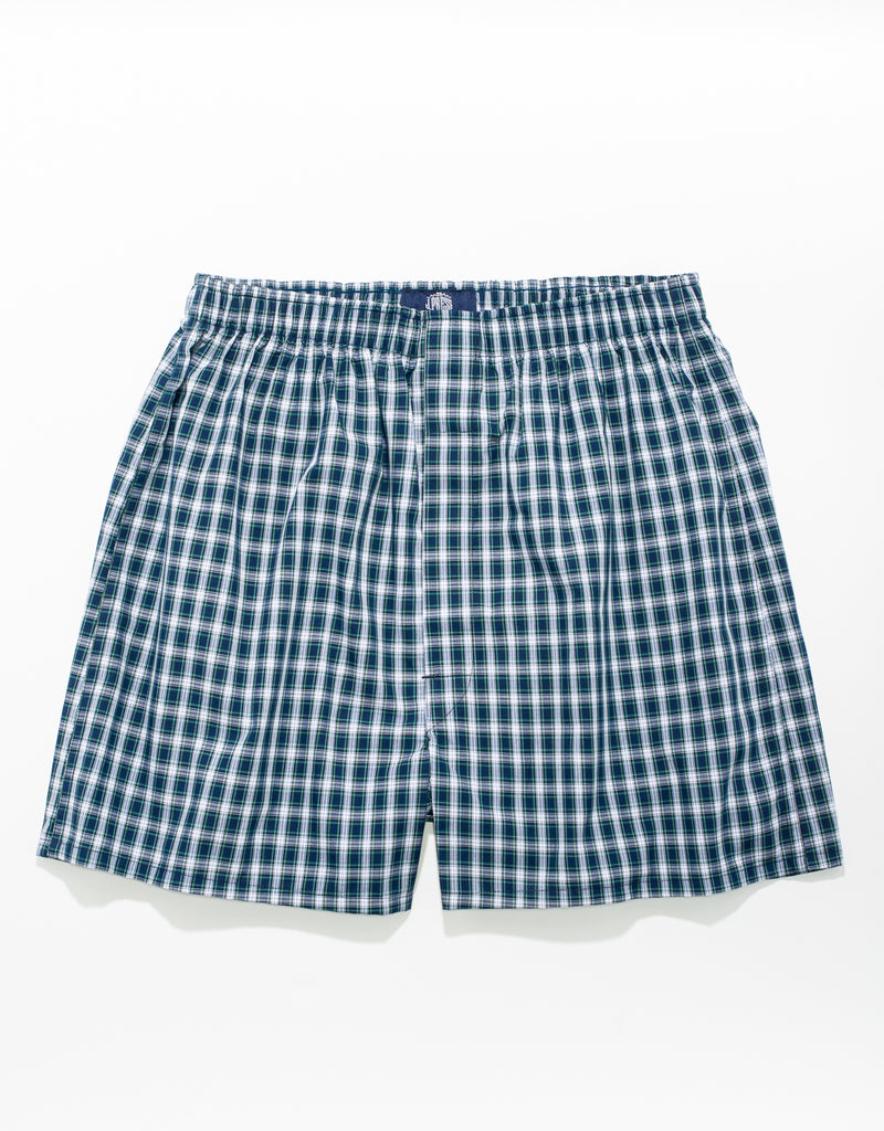 TARTAN BOXERS - DRESS GORDON