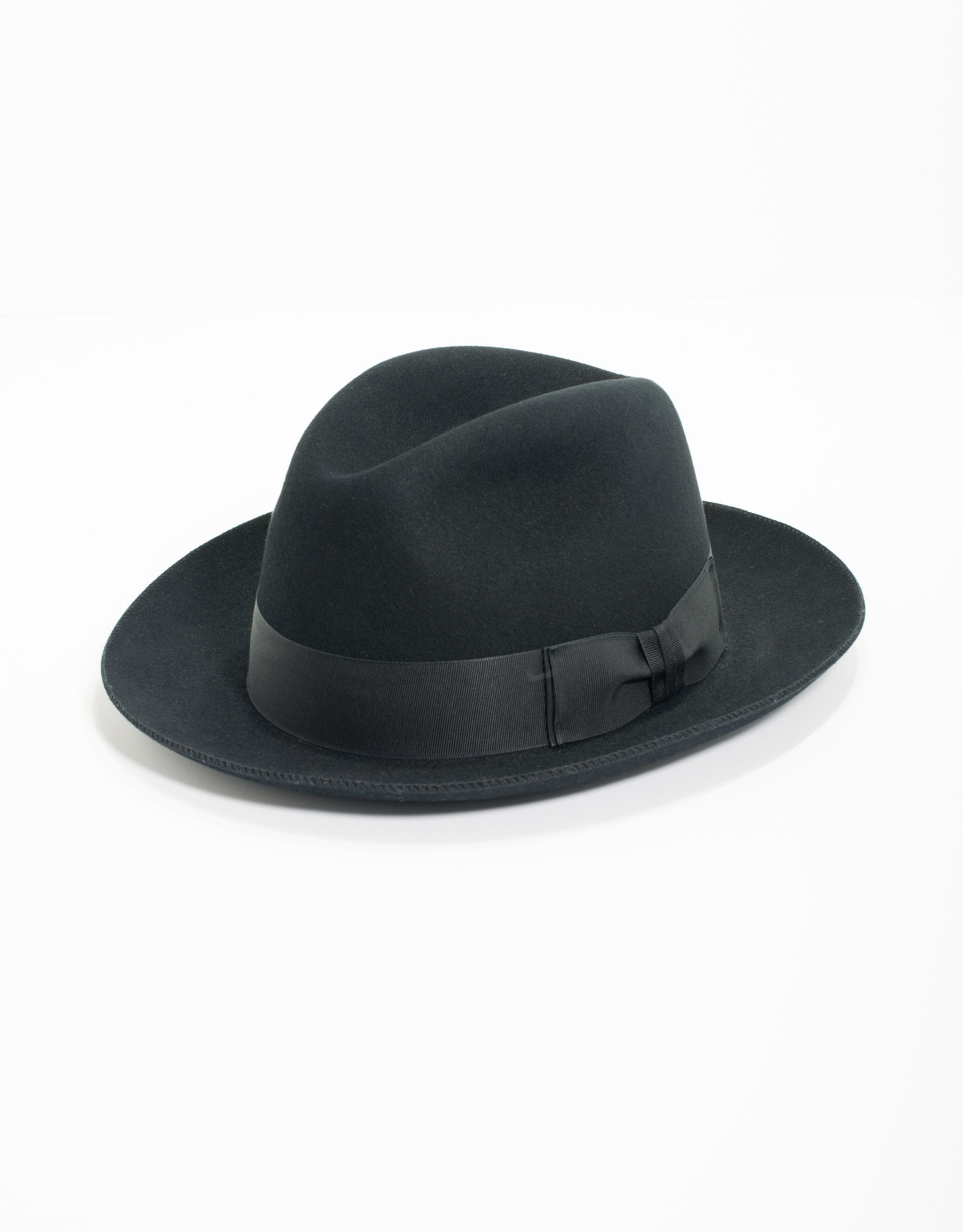 PINCHFRONT CROWN FEDORA *2 Colors
