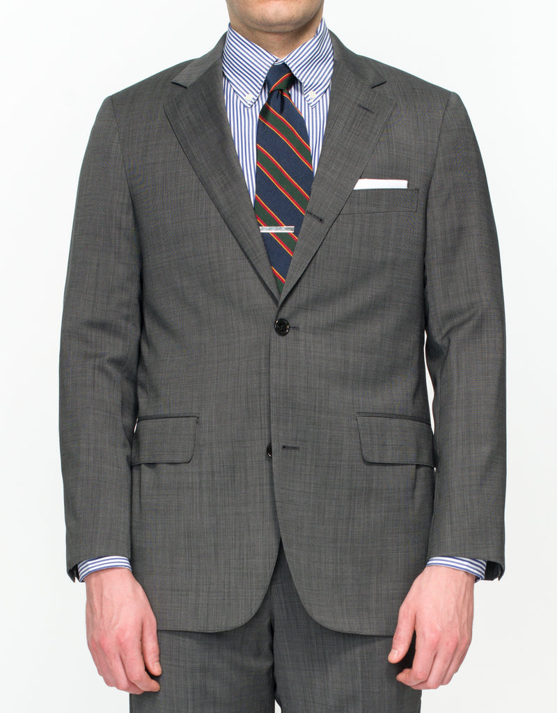 Pressidential Suit Charcoal