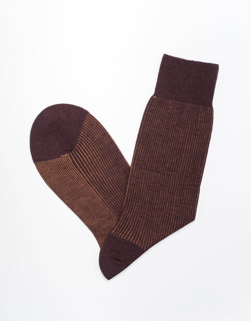 SHADOW RIB SOCKS *3 Colors