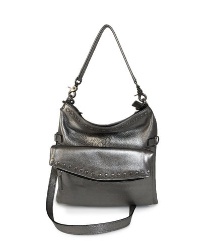 THE BILLY BAG | Gunmetal